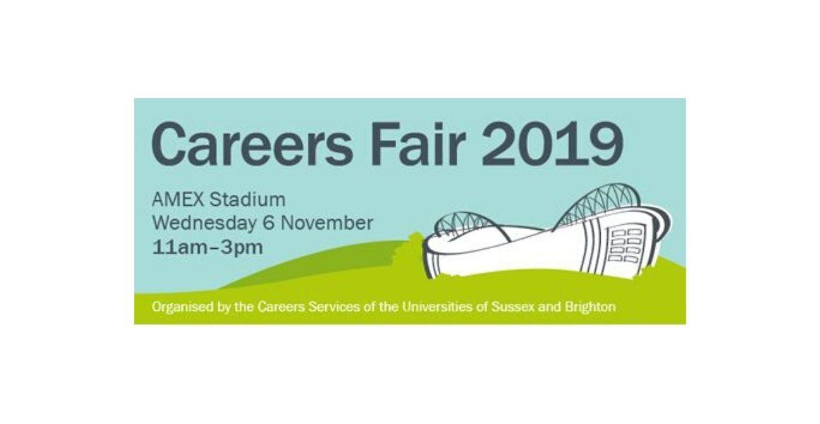 2019 sussex careers fair gbvi